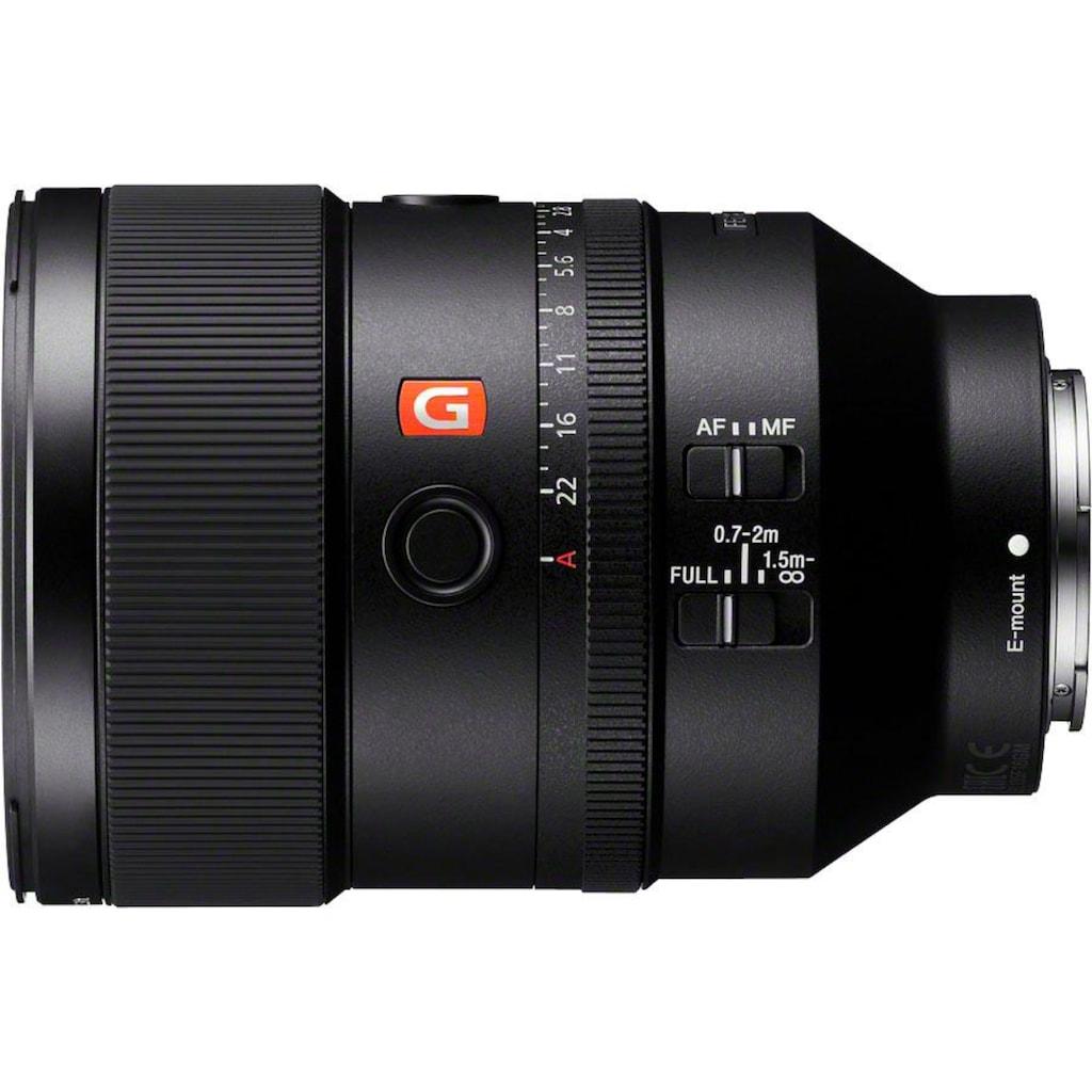 Sony Teleobjektiv »SEL135F18GM«