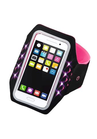 """Hama Sport - Armband """"Running"""" für Smartphones, Größe XXL, mi »Armband Pink« kaufen"""