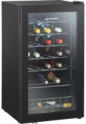 Severin Weinkühlschrank »KS 9894«, für 33 Standardflaschen á 075l kaufen