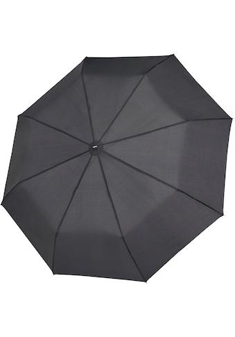 doppler® Taschenregenschirm »Fiber Magic Herren gemustert, pepita« kaufen