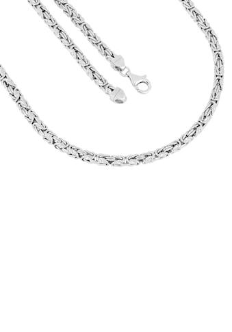 Firetti Königskette »4,0 mm breit, diamantiert, quadratisch« kaufen