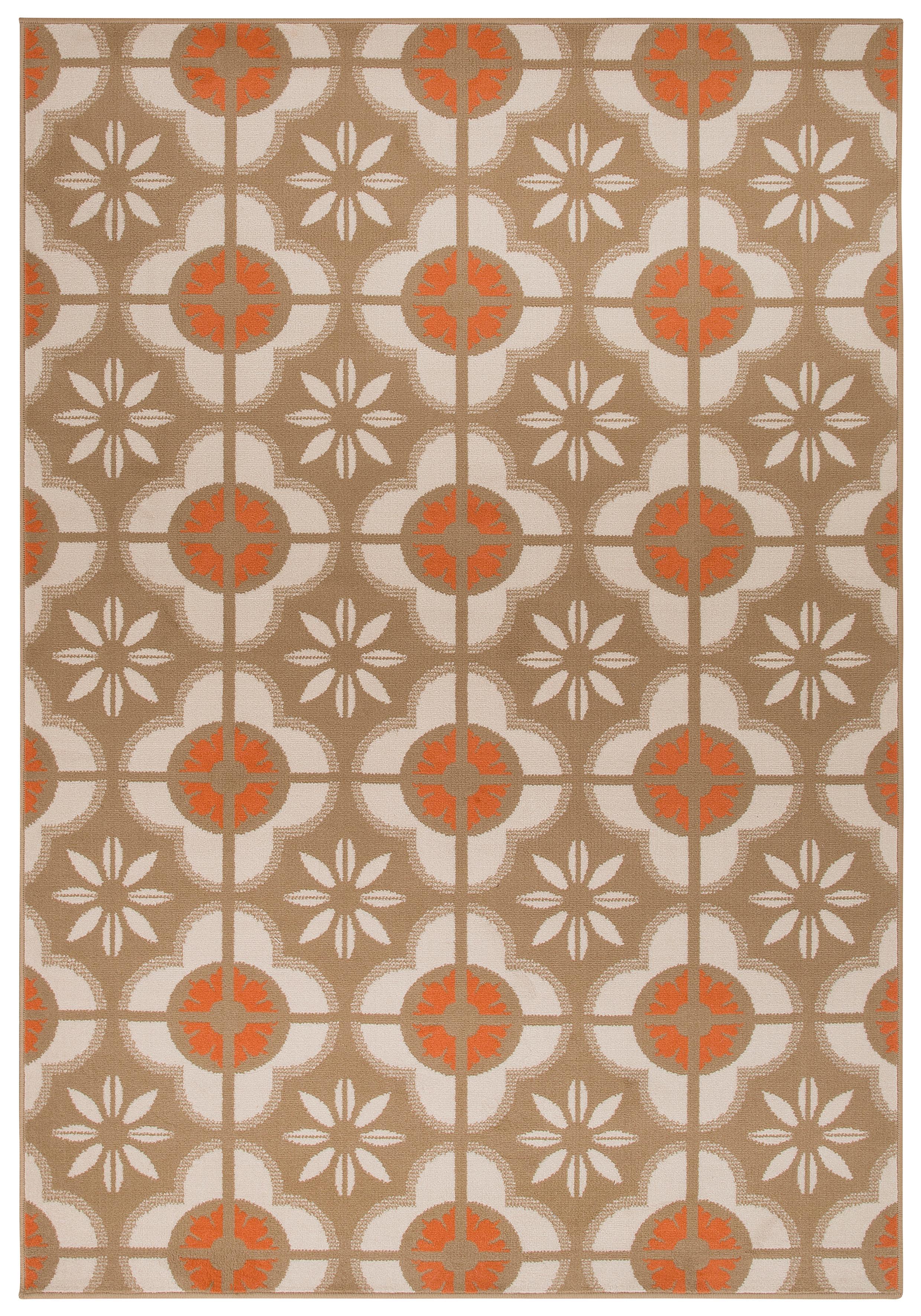 Teppich, »Jakob«, my home Selection, rechteckig, Höhe 7 mm, maschinell gewebt | Heimtextilien > Teppiche > Sonstige-Teppiche | Braun | my home Selection