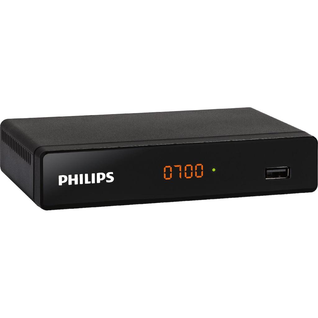 Philips SAT-Receiver »NeoViu S2«, ( ), Satellitenreceiver, DVB-S, DVB-S2, HD