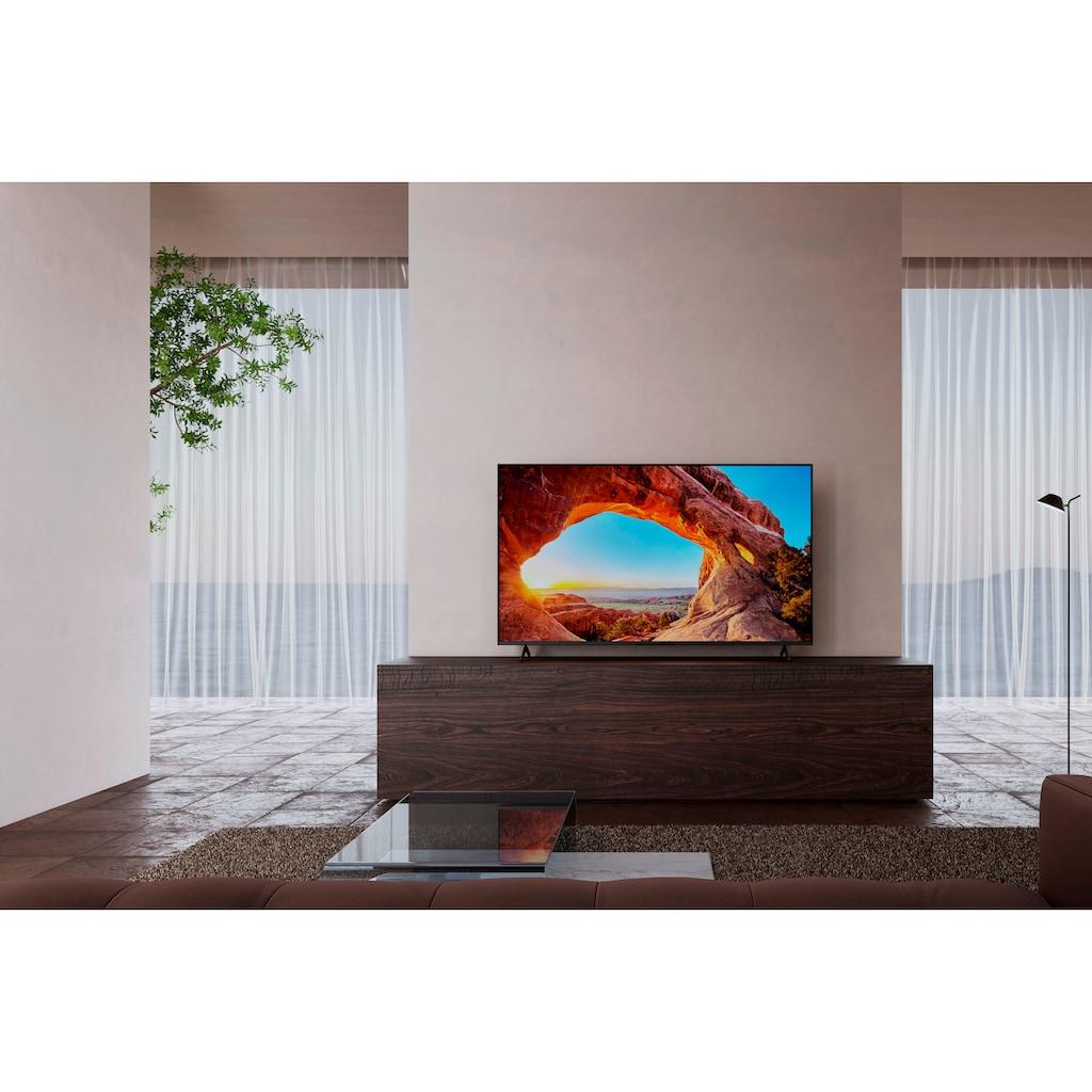 "Sony LCD-LED Fernseher »KD-75X85J«, 189 cm/75 "", 4K Ultra HD, Smart-TV, Smart TV"