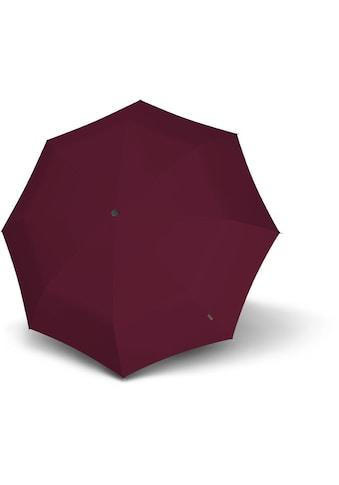 Knirps® Taschenregenschirm »T.200 Medium Duomatic, Bordeaux« kaufen