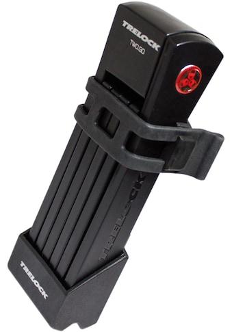 Trelock Faltschloss »FS 200/75 TWO.GO« (mit Halterung) kaufen