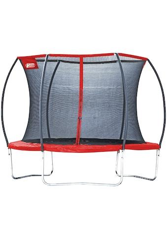 Gartentrampolin »57140 Superstar Red«, Ø 305 cm, mit Netz kaufen