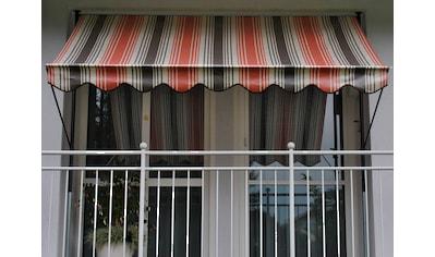 Angerer Freizeitmöbel Klemmmarkise kaufen
