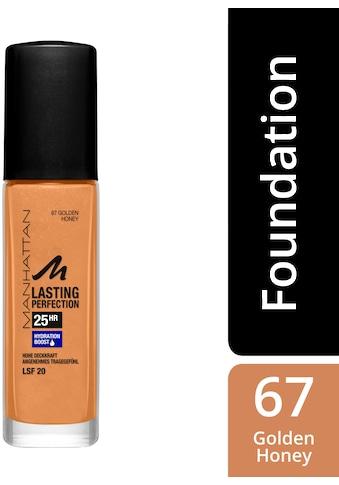 MANHATTAN Foundation »Manhattan Lasting Perfection 25hrs« kaufen