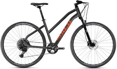 Ghost Fitnessbike »Square Cross Essential AL W«, 12 Gang, SRAM, SX Eagle Schaltwerk,... kaufen