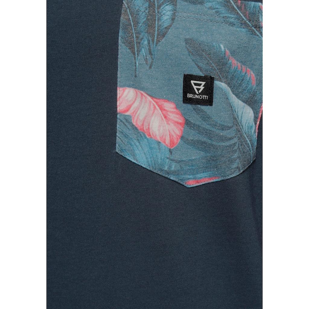 Brunotti T-Shirt »AXLE«