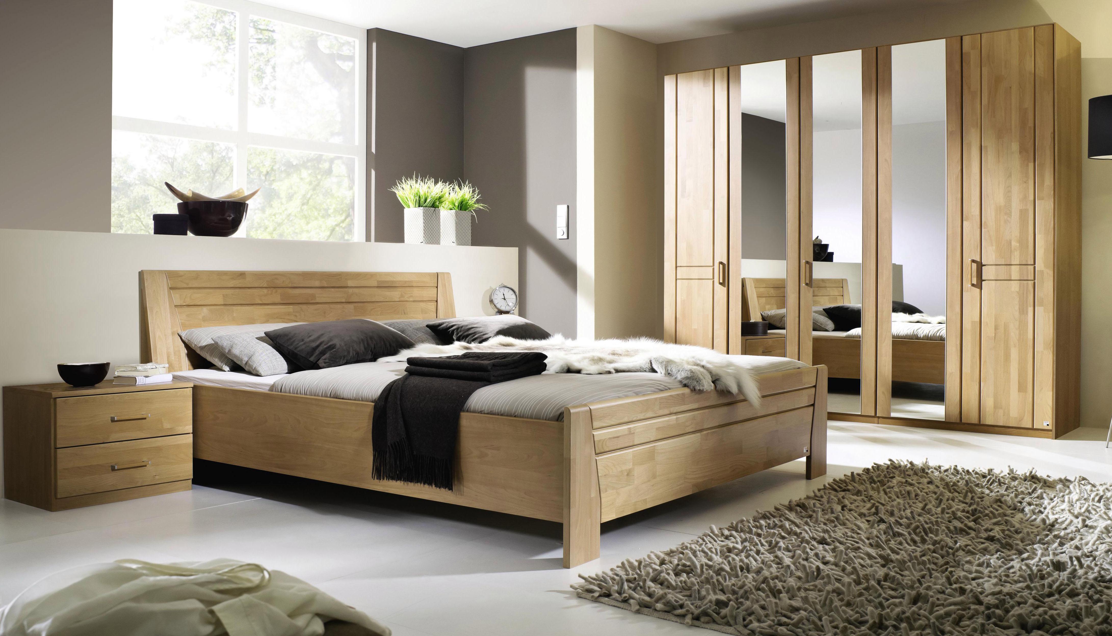 natur-webstoff Komplett-Schlafzimmer online kaufen | Möbel ...