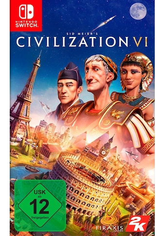 Sid Meier's Civilization VI Nintendo Switch kaufen