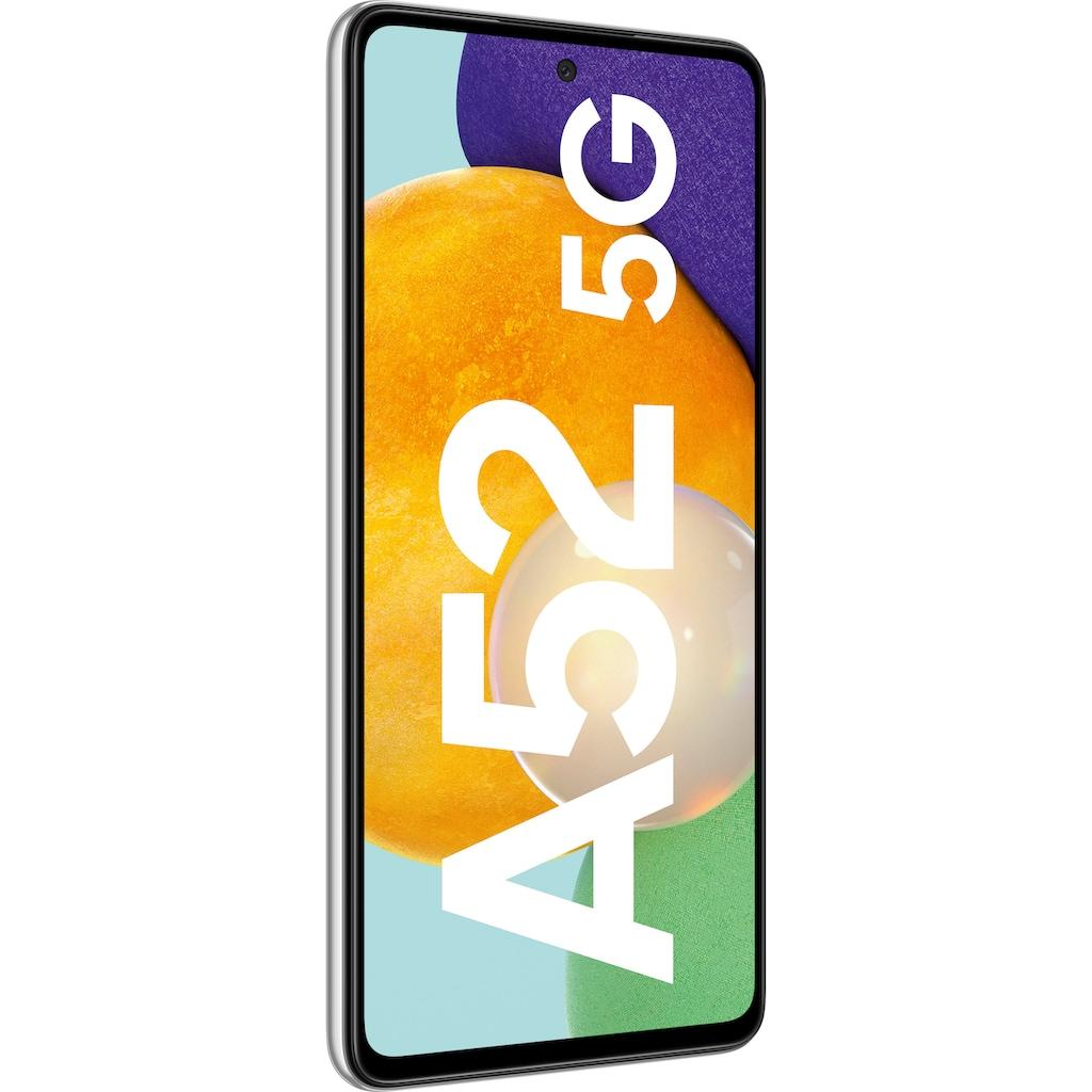 "Samsung Smartphone »Galaxy-A52 5G«, (16,4 cm/6,5 "", 128 GB Speicherplatz, 64 MP Kamera)"