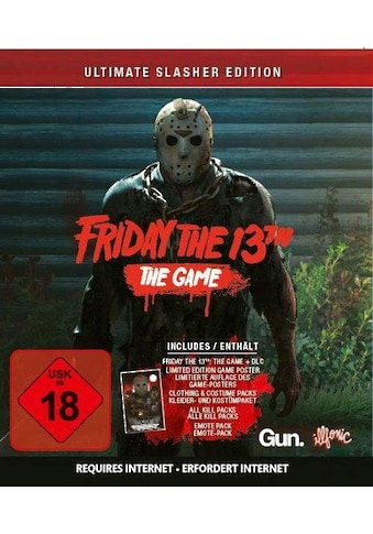 Spiel »Friday the 13th - Ultimate Slasher Edition«, Xbox One kaufen