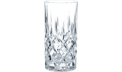 Nachtmann Longdrinkglas »Noblesse«, (Set, 6x Longdrinkglas), 395 ml, 6-teilig kaufen