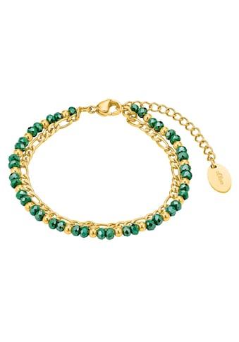 s.Oliver Armband »2028483«, mit Glasperlen kaufen