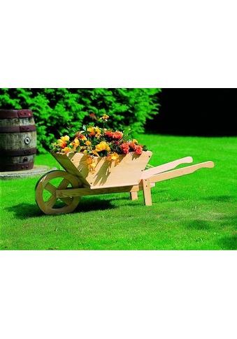 promadino Pflanzkübel »Pflanzkarre«, BxTxH: 113x32x40 cm kaufen