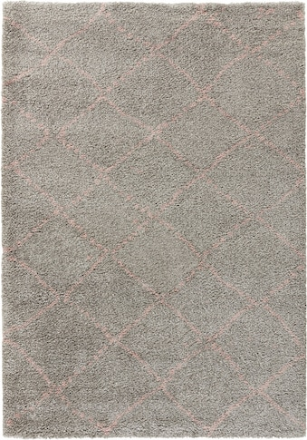 Hochflor - Teppich, »Hash«, MINT RUGS, rechteckig, Höhe 35 mm, maschinell gewebt kaufen