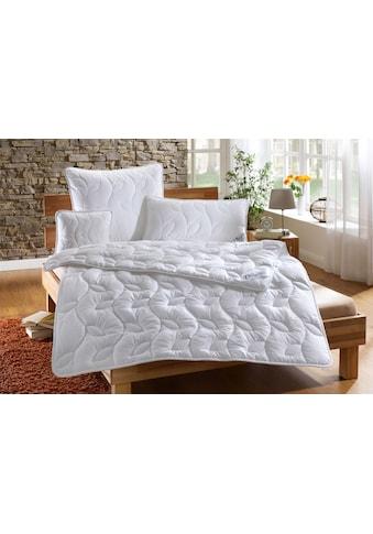 Dreams Kunstfaserbettdecke »Thinsulate«, warm, Bezug 100% Baumwolle, (1 St.), im... kaufen
