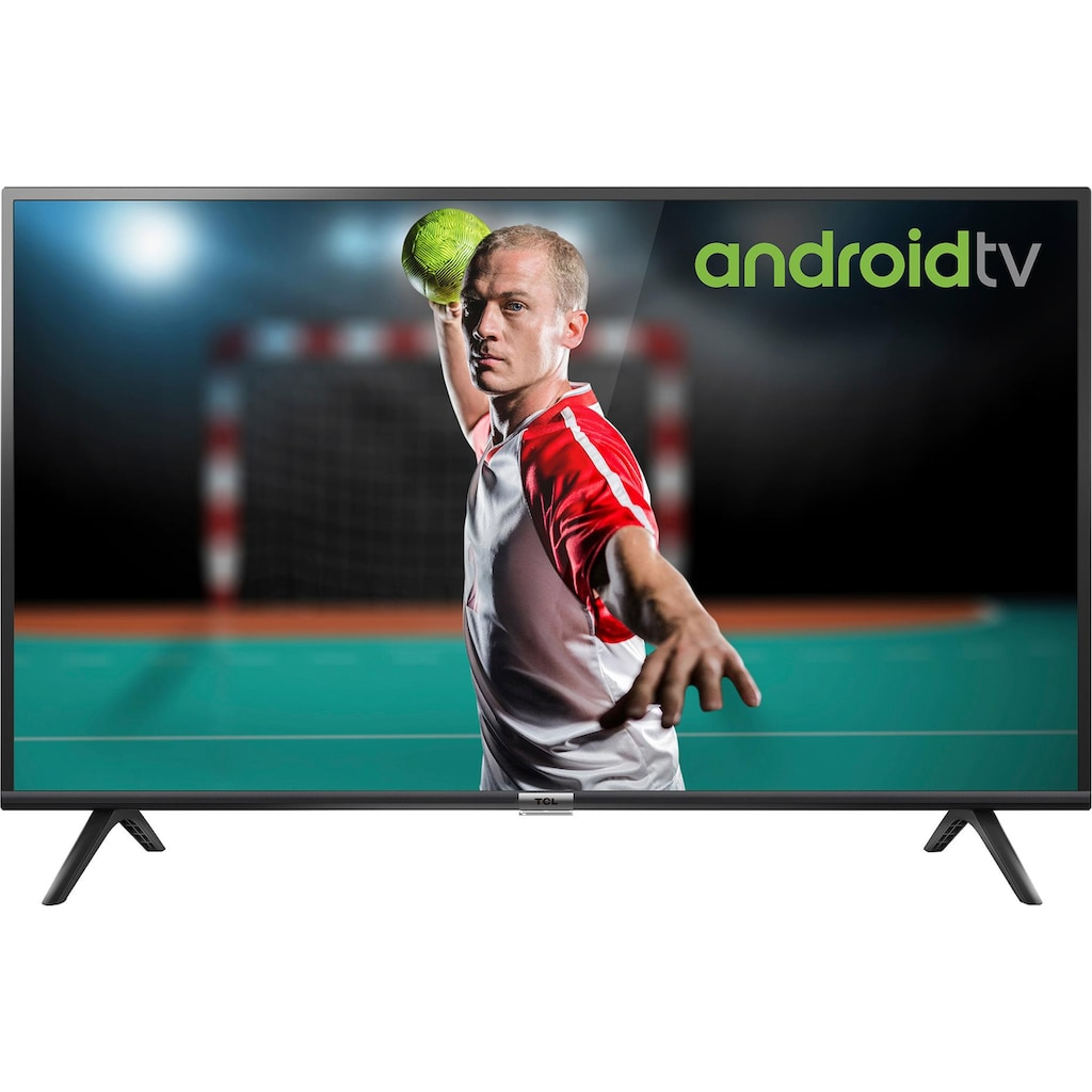 """TCL LED-Fernseher »32ES561X1«, 80 cm/32 """", HD ready, Smart-TV, Android TV, Google Assistant"""