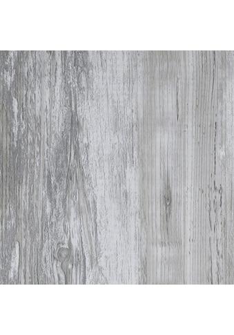 BODENMEISTER Laminat »Dielenoptik Eiche grau vintage«, 1376 x 193 mm, Stärke: 7mm kaufen