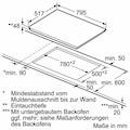 NEFF Elektro-Kochfeld von SCHOTT CERAN® »T18BT16N0«, T18BT16N0, mit TwistPad® Bedienung