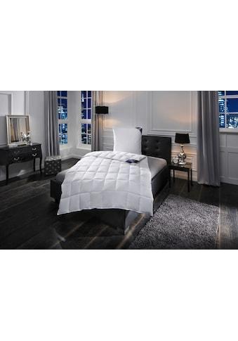 Excellent Daunenbettdecke + Federkissen »Zürich«, (Spar-Set), Gutes Wärmeverhalten bei... kaufen