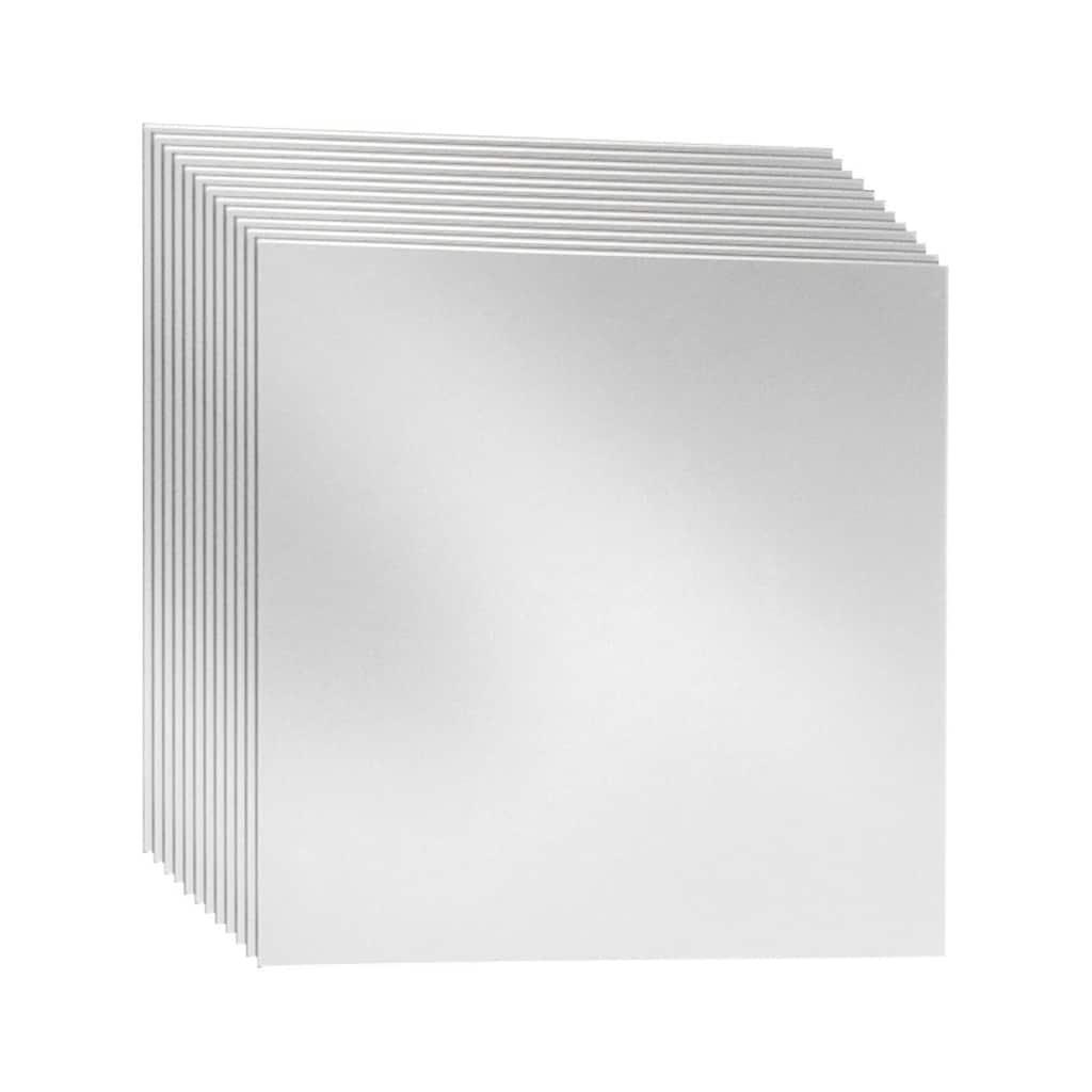 JOKEY Spiegel »Kristallglasspiegel-Kacheln«, 12 Stk., 15x15 cm