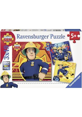 Ravensburger Puzzle »Bei Gefahr Sam rufen«, Made in Europe, FSC® - schützt Wald -... kaufen
