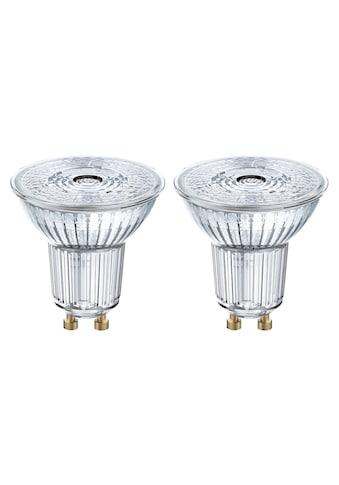 Xavax LED - Lampe, GU10, 350lm ersetzt 50W, Refl.lampe PAR16 »LED - Lampe 230V Warmweiß 2 St.« kaufen