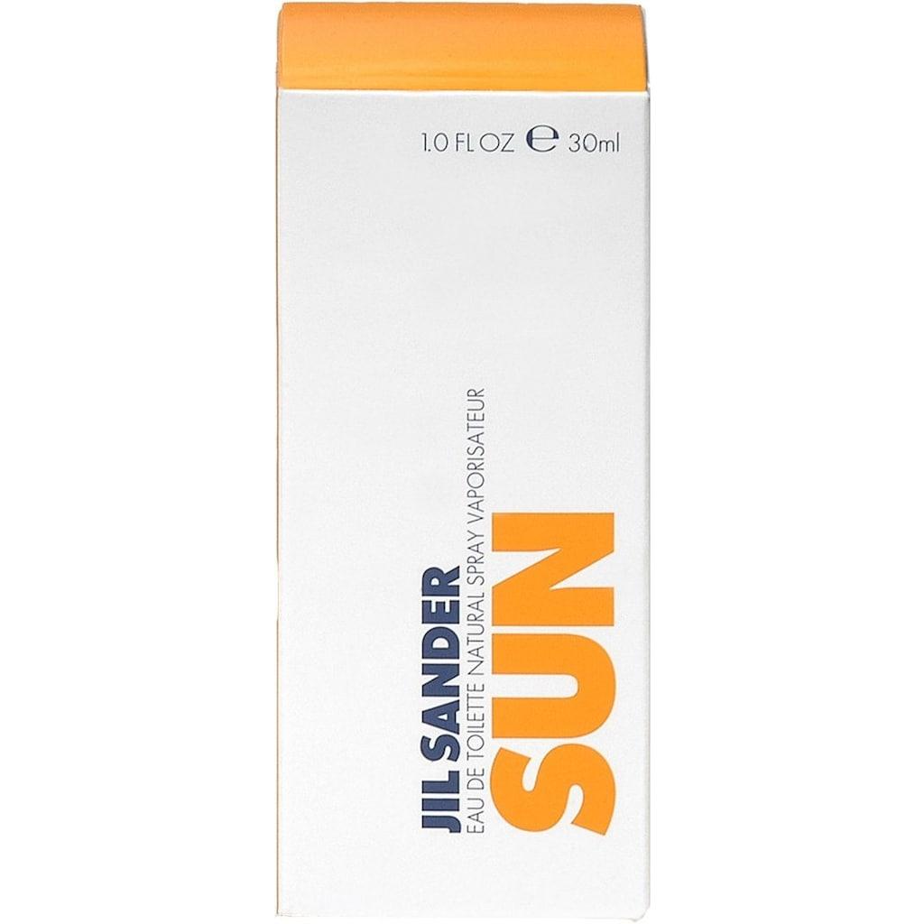 """JIL SANDER Eau de Toilette """"Sun"""""""