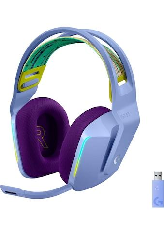 Logitech G Gaming-Headset »G733 LIGHTSPEED Wireless RGB« kaufen