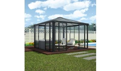 Palram Pavillon »Ledro 3600«, BxT: 360x360 cm kaufen