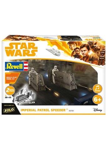 Revell® Modellbausatz »Build & Play-Disney Star Wars™-Millennium Falcon«, 1:28 kaufen