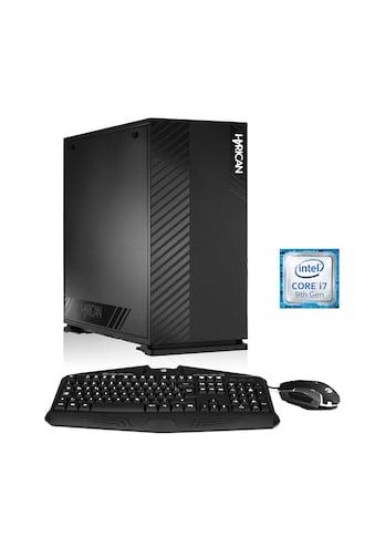 Hyrican Gaming PC i7 - 9700KF 32GB 480GB SSD 1TB HDD RTX 2060 »Alpha 6374 mit Wasserkühlung« kaufen