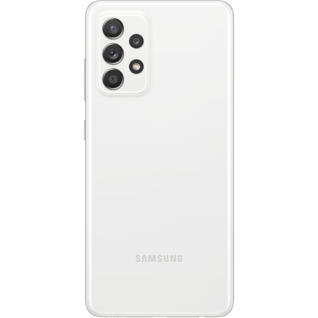 "Samsung Smartphone »Galaxy A52S«, (16,4 cm/6,5 "", 256 GB Speicherplatz, 64 MP Kamera)"
