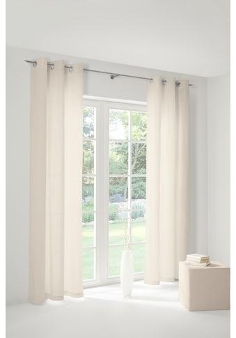 Guido Maria Kretschmer Home&Living Vorhang nach Maß »MIRKO«, Breite: 142 cm, Nachhaltig kaufen