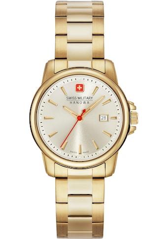 Swiss Military Hanowa Schweizer Uhr »SWISS RECRUIT LADY II, 06 - 7230.7.02.002« kaufen