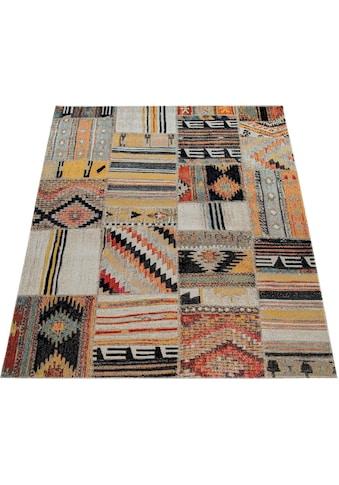 Paco Home Teppich »Artigo 406«, rechteckig, 4 mm Höhe, In- und Outdoor geeignet,... kaufen