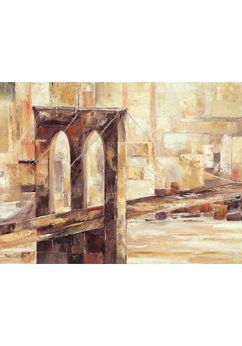 Home affaire Kunstdruck »Brooklyn Bridge« kaufen
