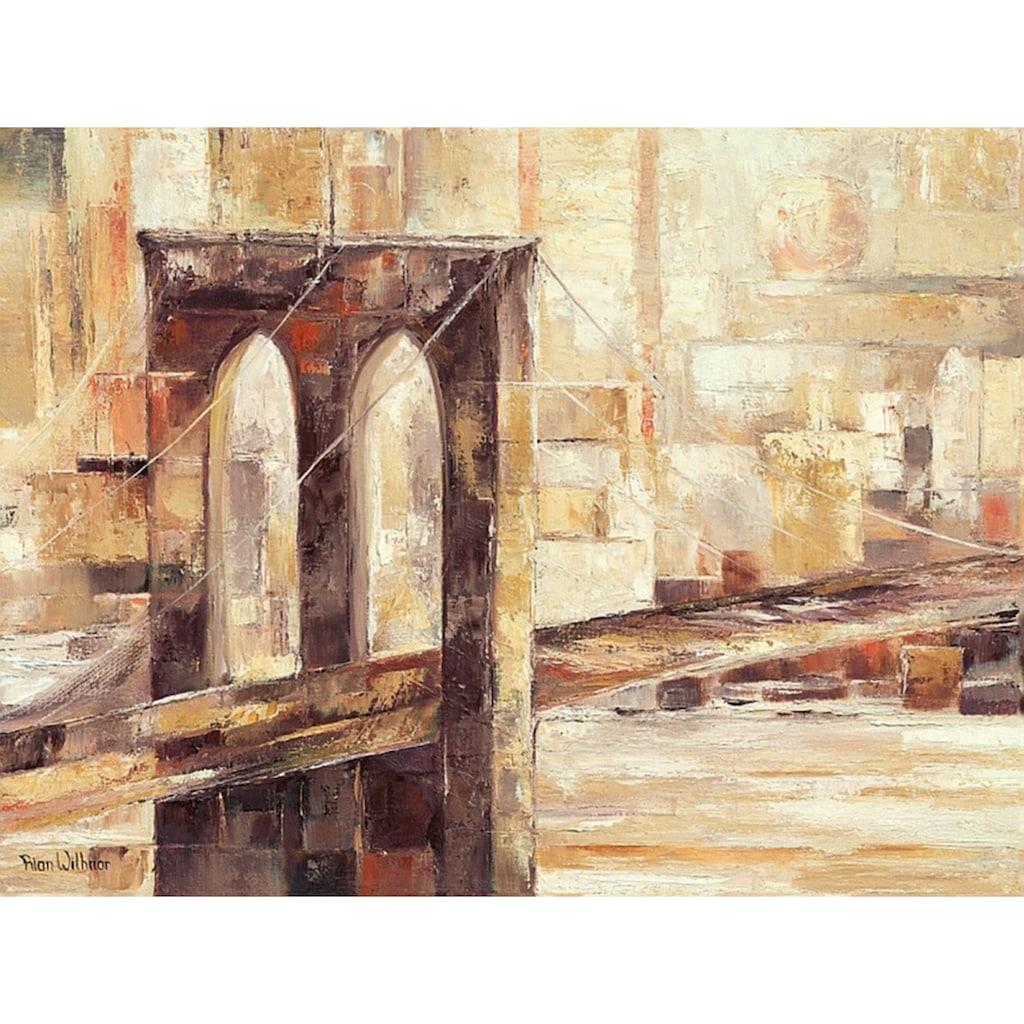 Home affaire Kunstdruck »Brooklyn Bridge«