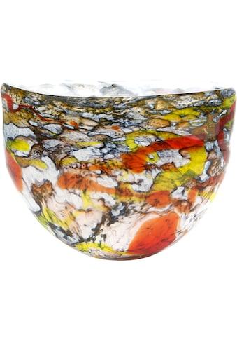 GILDE GLAS art Dekoschale »Macula« kaufen