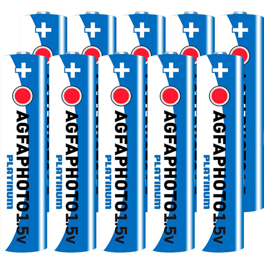 AgfaPhoto Batterie »Batterie Platinum,  LR03 MN2400«, 1,5 V