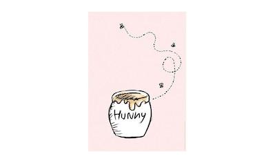 KOMAR XXL Poster »Winnie Pooh Hunny Pot« kaufen