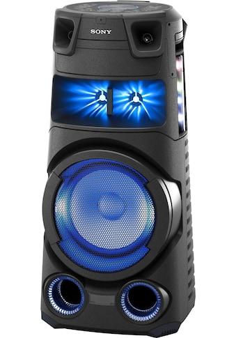 Sony »MHC - V73D« Party - Lautsprecher (Bluetooth, NFC, WLAN) kaufen