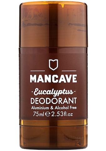 MAN CAVE Deo-Stift »Eucalyptus« kaufen