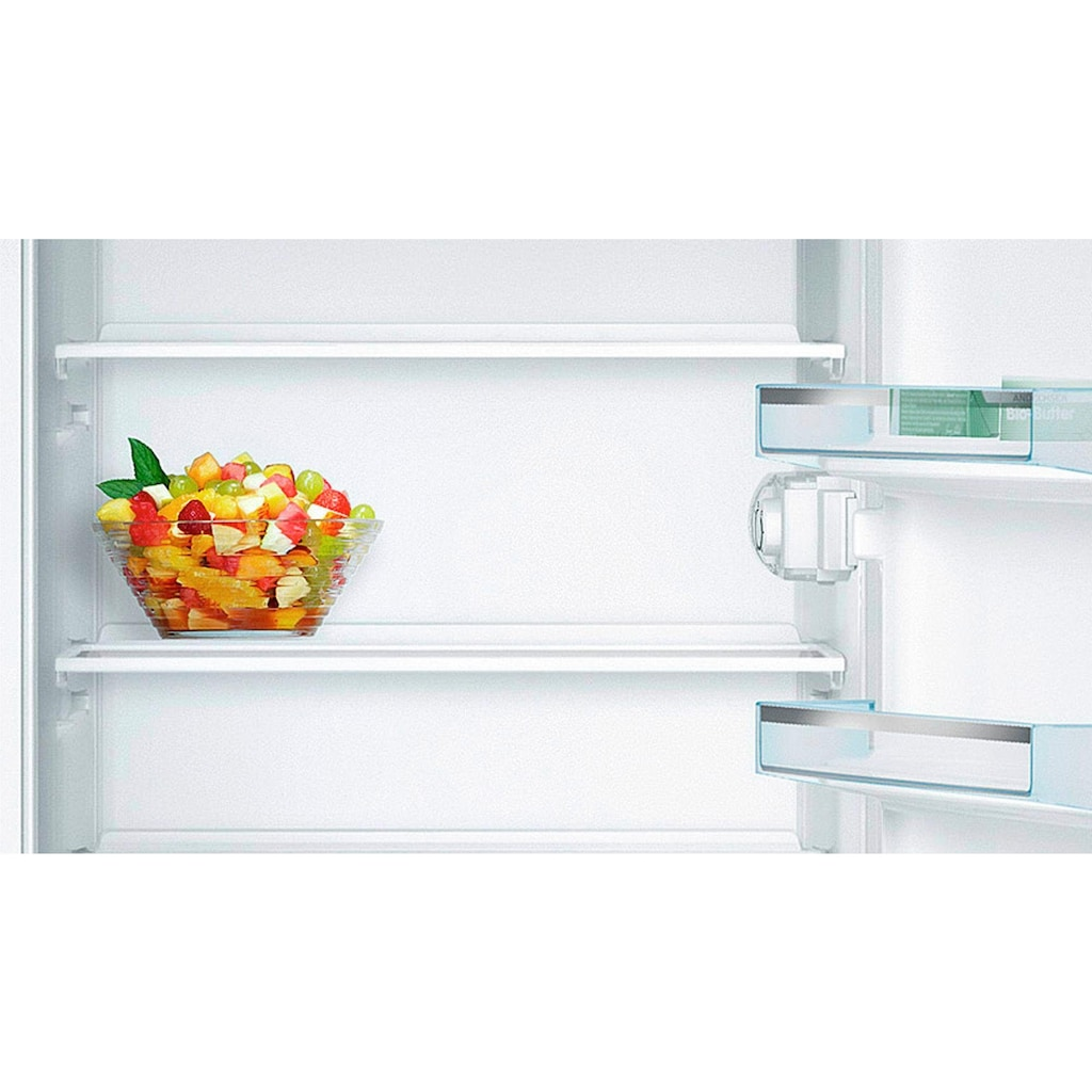 BOSCH Einbaukühlgefrierkombination »KIV34V21FF«, KIV34V21FF, 177,2 cm hoch, 54,1 cm breit