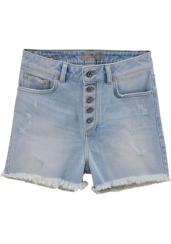 LTB Shorts »JEPSEN«, mit Knopfleiste kaufen