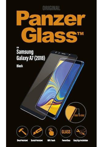PanzerGlass Schutzglas »für Samsung Galaxy A7 (2018)« kaufen
